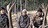 Mehmet Kula Nesli Tükenmekte Olan Geyiği Öldürdü